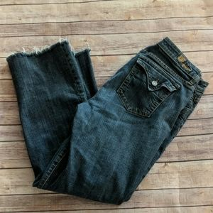 Just From The Kloth Bootcut Jeans